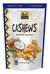 CASHEWS with Toasted Coconut 4oz. Bag