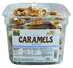 Pennsylvania Dutch Candies ARTISAN Caramels 192CT Tub