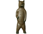 Upright Bear 3D Archery Target
