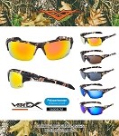 VERTX Assorted CAMO Frame Sunglasses 1/12CT