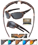 VERTX CAMO SUNGLASSES Assorted Frames POLARIZED