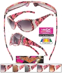 Vertx POLARIZED CAMO Ladies Hot Pink Camo 12CT