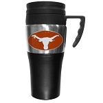 Wholesale Officially Licensed Collegiate 2 Toned Team Travel Mug w/ Handle
