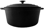 Duck Commander Cast Iron Cookware 6.5 Quart Dutch Oven
