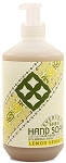 Alaffia Shea Butter Hand Soap, Lemon Verbena, 12oz.