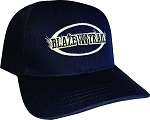 Blaze your own Trail  Made in USA NAVY Cap
