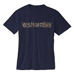 Blaze your own Trail  NAVY T-shirt Officially Licensed Reeds n Weeds  CAMO