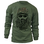 Exclusive 'It's Beard Season' Design Long Sleeve