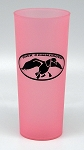 Duck Commander Uncle Si's Tea Cup,  pink, 16 oz.