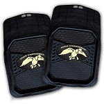 Duck Commander Auto Floor Mats, set of 2
