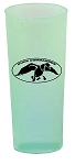 Duck Commander Uncle Si's Tea Cup, original green, 16 oz.