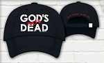 God's Not Dead Ball Cap Black