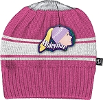 HoleyHat Ponytail Knit Hat with a Hole in it!