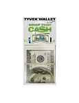 Wrap That Cash Tyveck 100 Dollar Bill Wallet