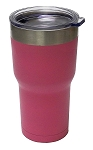 22oz. Double Wall Vacuum Insulated Stainless Steel 'PINK' Fierce Tumbler