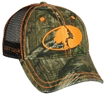 Mossy Oak® Break-Up Infinity® / Black Mesh Back Cap