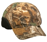 OC Gear® Water Defense Realtree Xtra Camo Cap with Earflaps