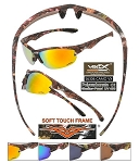 VERTX CAMO Soft Frame Sunglasses 1/12CT