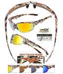 VERTX White CAMO Sunglasses CAMO 1/12CT