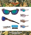 VERTX Assorted Camouflage Sunglasses 12ct