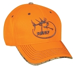 Rocky Mountain Elk Foundation Realtree Xtra Blaze Orange Cap