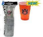 Wholesale Official Licensed Collegiate Game Day Cups 18oz 18CT