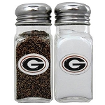 Wholesale Official Licensed Collegiate Set of 2 Salt & Pepper Shakers