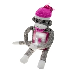 LED Sock Monkey Night Light 'As Seen on TV'