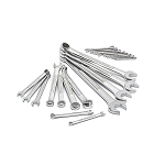 Craftsman 21-Piece Inch Combination Wrench Set