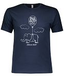 BIG GOD little problem® Elephant Design Unisex Christian T-shirt