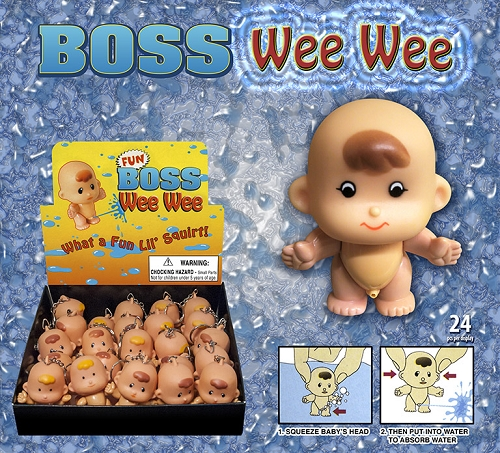 BOSS WEE WEE 36CT Display