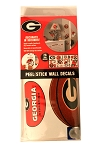 RoomMates Peel and Stick Ga Bulldog Wall Decals