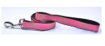 DUCKS UNLIMTED DOG LEASH PINK