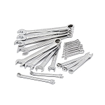 Craftsman 21-Piece Metric Combination Wrench Set