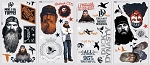 RoomMates Peel and Stick WildlifeDuck Dynasty Wall Decals