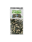 Wrap That Cash Tyveck 100 Dollar Bill Wallet CAMO