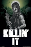 The Walking Dead by AMC Killin' It Small Wall Poster