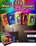 Trolls of Fun Night Light Switch
