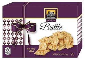 Pennsylvania Dutch Candies Peanut Brittle 8oz. box