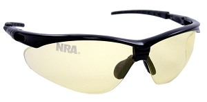 Official Licensed National Rifle Association (NRA) Shooting Glasses 6103
