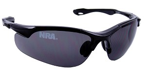 Official Licensed National Rifle Association (NRA) Shooting Glasses 6201