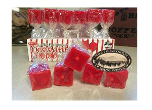 Old Fashioned Cinnamon Cube Pops 5CT