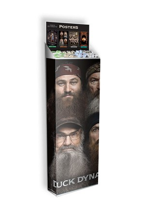 Official License Duck Dynasty Poster Bin#101 Min 1/40ct rolled