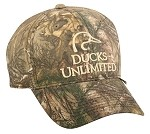 Wholesale Ducks Unlimited Realtree Xtra Cap 12CT