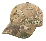 Wholesale DUCK DYNASTY CAP FLIPPED PRE-CURVED VISOR REALTREE MAX-4