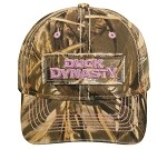 Duck Dynasty REALTREE MAX-4 D-FIT CLOSURE LADIES FIT