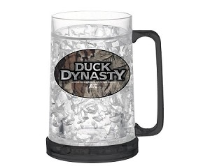 Wholesale Official Licensed Duck Dynasty LOGO 16oz Freezer Mug
