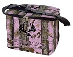"Official Licensed Longleaf pink CAMO  ""Only Nature Does it Better"" Soft-Sided Beverage Cooler 1/12CT"