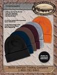 Wholesale Beanie Knit Cap, Assorted Dark Colors 12CT Pre-Pack