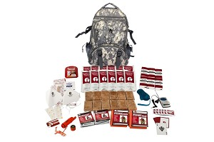 Guardian 2 Person Hiking Survival Kit (72+ Hours) Camo